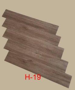 sàn nhựa vân gỗ h19