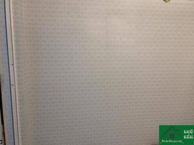 Giấy dán tường giá rẻ cho phòng trọ