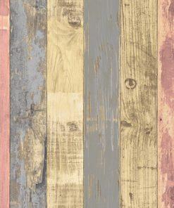 giấy dán tường giả gỗ 85058-3