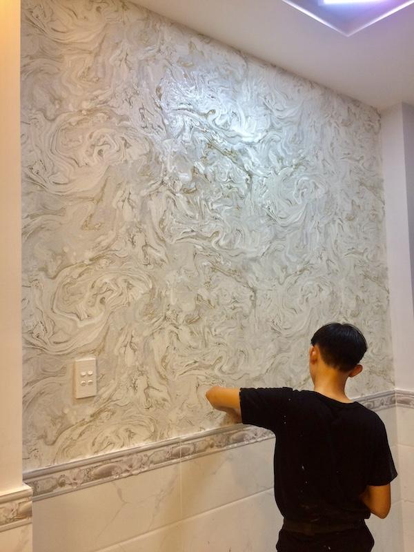 Bảo hành giấy dán tường