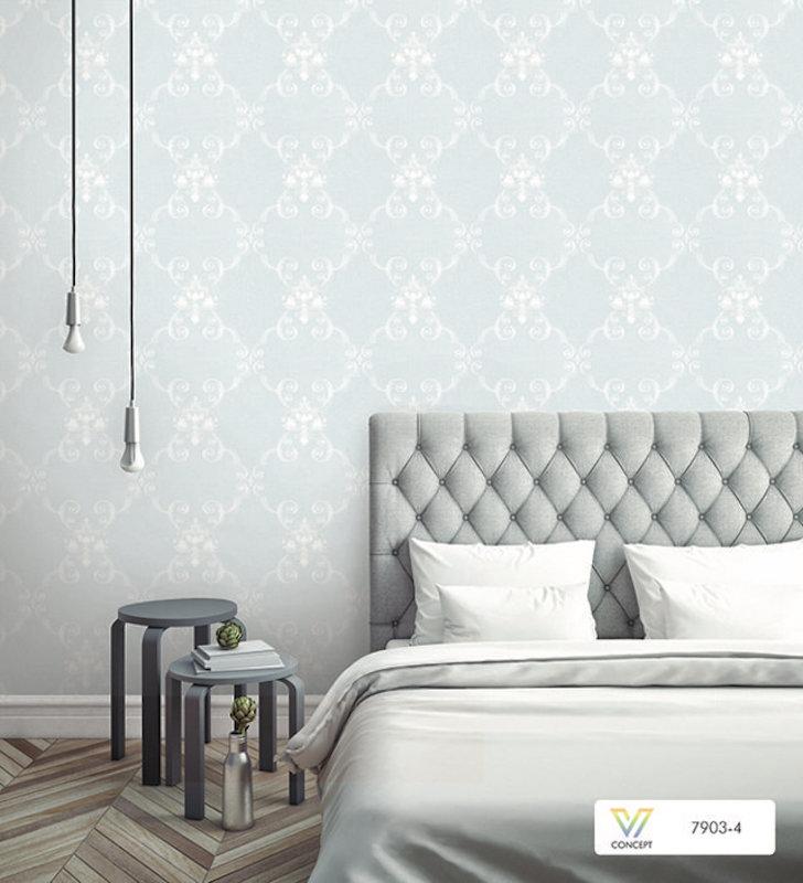 Giấy dán tường phòng ngủ 7903-4