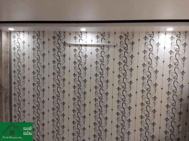 Giấy dán tường Hàn Quốc Quận Tân Bình