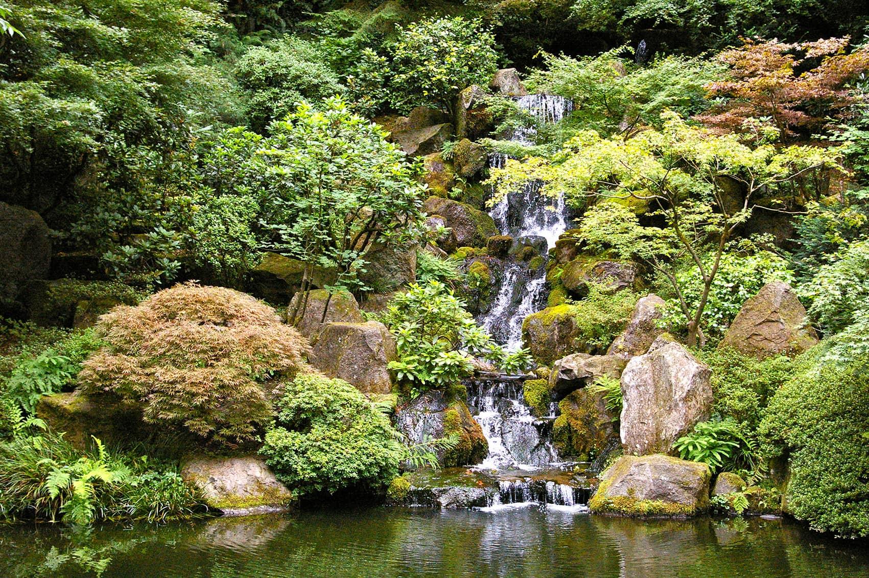 Tranh dán tường phong cảnh rừng núi 6959
